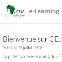 CEJA E-Learning