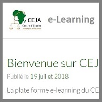 CEJA E-Learning